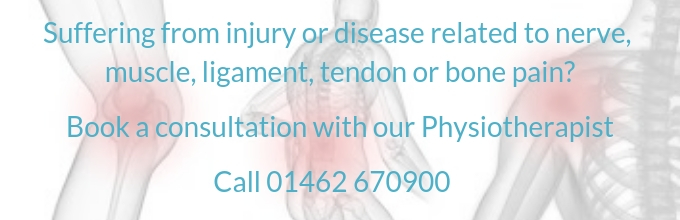 Physiotherapy at The Letchworth Clinic