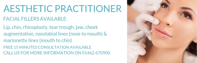 Aesthetic Practitioner at The Letchworth Clinic